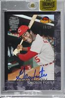 George Foster (2001 Topps American Pie) [BuyBack] #/20