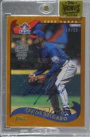 Carlos Delgado (2002 Topps) /20 [Buy Back]