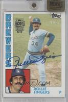 Rollie Fingers (1984 Topps) /27 [BuyBack]