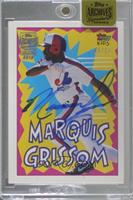 Marquis Grissom (1992 Topps Kids) /16 [BuyBack]