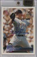 Jim Abbott (1996 Topps) /20 [ENCASED]