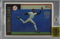 Bernie Williams (1997 Topps) /13 [Buy Back]
