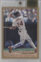 Eric Davis (1999 Topps) /38 [BuyBack]