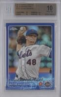 Jacob deGrom /150 [BGS 10]