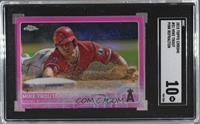 Mike Trout [SGC 98 GEM 10]