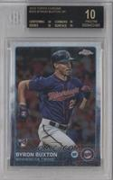Byron Buxton (Short Print) [BGS 10 BLACK LABEL]