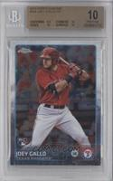 Joey Gallo (Short Print) [BGS 10]