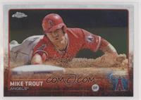 Mike Trout (Red Jersey)