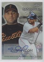 Pablo Sandoval #/50