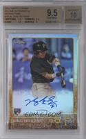 Jung-ho Kang [BGS 9.5 GEM MINT] #/499