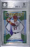 Mike Trout [BGS 9 MINT] #/25