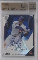 Anthony Rizzo /150 [BGS9.5GEMMINT]