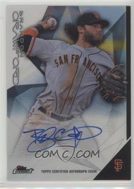 2015 Topps Finest - Autographs #FA-BC - Brandon Crawford