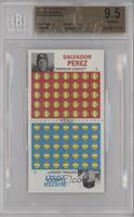 Salvador Perez, Buster Posey [BGS9.5GEMMINT] #/50