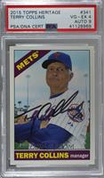 Terry Collins [PSA/DNA Certified Encased]