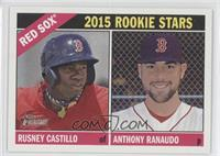 Anthony Ranaudo, Rusney Castillo