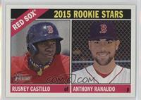 Rusney Castillo, Anthony Ranaudo