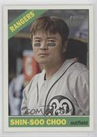 Shin-Soo Choo (Throwback Uniform Variation)