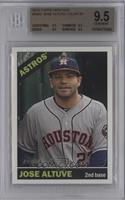 Jose Altuve (Color Swap Variation) [BGS 9.5 GEM MINT]