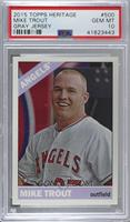 Mike Trout (Base) [PSA 10 GEM MT]