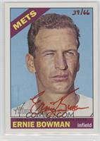 Ernie Bowman /66