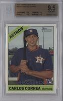 Carlos Correa (Base) [BGS 9.5 GEM MINT]