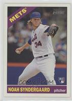 Noah Syndergaard (Action Image)