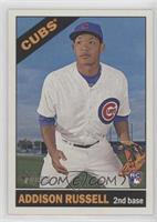 Short Print - Addison Russell (Color Swap)