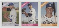 Ryan Madson, Jimmy Nelson, Will Venable