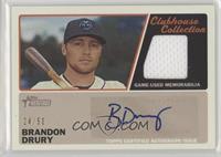 Brandon Drury #/50