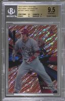 Grass - Mike Trout /5 [BGS 9.5]