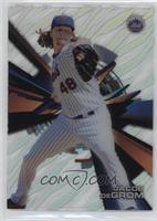 Grass - Jacob deGrom (Pinstripes)