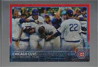 Chicago Cubs Team [Noted] #/5