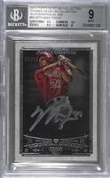 Mike Trout /10 [BGS 9 MINT]