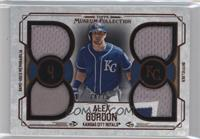 Alex Gordon /75