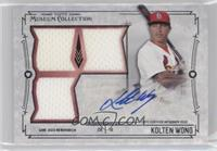 Kolten Wong [Noted] #/349