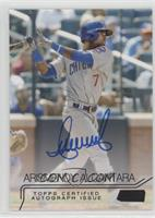 Arismendy Alcantara /50