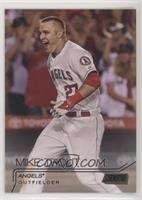 Mike Trout #/201