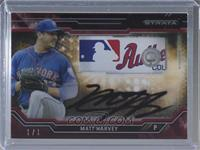 Matt Harvey #/1
