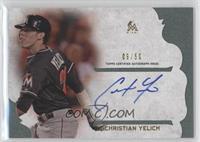 Christian Yelich /50