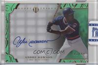 Andre Dawson /99 [Uncirculated]