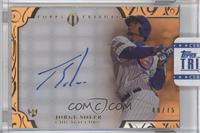 Jorge Soler [Uncirculated] #/75