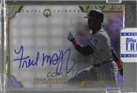 Fred McGriff /189 [Uncirculated]