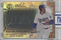 Adrian Gonzalez [Uncirculated] #1/1