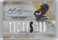 Shane Greene #/9