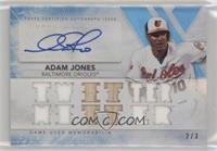 Adam Jones #/3