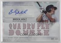 Brock Holt /18