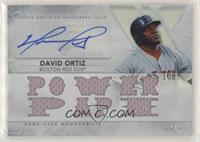 David Ortiz #/18