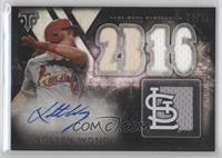 Rookies and Future Phenoms - Kolten Wong #/35