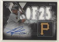 Rookies and Future Phenoms - Gregory Polanco #/35
